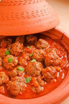 Shabbat Menu: Sephardic Style / Jspace News - Moroccan Meatballs