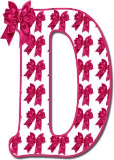 SGBlogosfera. María José Argüeso: CON LACITOS ROSAS Letter Symbols, Letter D, Alphabet And Numbers, Cute Alphabet, Alphabet Letters, Corpus Christi, Decoration, Initials, How To Memorize Things