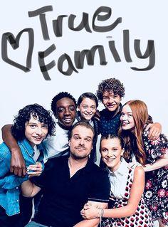 Stranger family