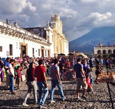 If you are lucky enough to be visiting Antigua, Guatemala head to Global Gal today to read about the activities you shouldn't miss {link in profile} #guatemala #antigua #travel