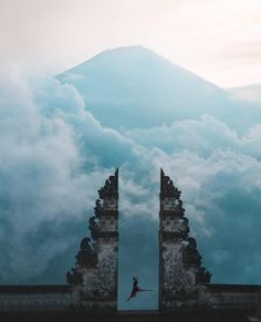 Gateway to Heaven! Pura Lempuyang, Bali, Indonesia | I