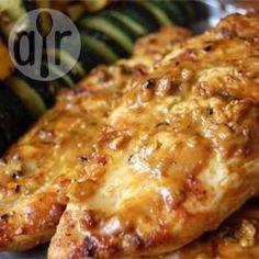 Barbecued Peanut Chicken Breasts @ allrecipes.com.au