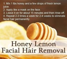 DIY for Permanent Hair Removal