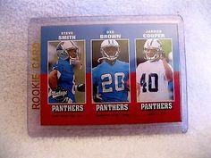 Steve Smith 2001 Upper Deck Vintage Rookie Card#283-Carolina Panthers WR