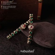 Designer Bangles From Aabushan Jewellery ~ South India Jewels Plain Gold Bangles, Ruby Bangles, Gold Bangles Design, Gold Earrings Designs, Gold Jewellery Design, Designer Bangles, Ruby Bracelet, Jewelry Designer, Silver Bangles