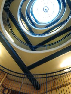 stairwell, Glasgow Royal Infirmary Staircases, Nurses, Glasgow, Buildings, Stairs, Home Decor, Stairway, Decoration Home, Room Decor