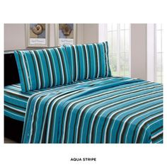 4-Piece Set: Super-Soft Beverly Hills Printed Sheets - Assorted Styles