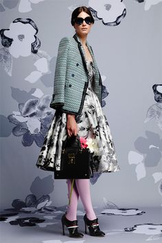 """giveme-givenchy: """" Thom Browne Resort 2015 """""""