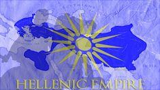 The Hellenic Empire by Hellenicfighter on DeviantArt Building An Empire, 2017 Images, Alexander The Great, Macedonia, Ancient Greece, Moose Art, Greek, Culture, Deviantart