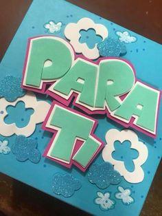 Magic Box, Farm Birthday, Candy Bouquet, Ideas Para, Minions, Diy And Crafts, Clip Art, Scrapbook, Lettering