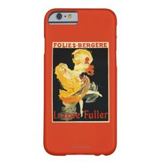 Loie Fuller at the Folies-Bergere #theatre Barely There iPhone 6 Case http://www.zazzle.com/loie_fuller_at_the_folies_bergere_#theatre_barely_there_iphone_6_case-179046339613246356?rf=238945240558277583