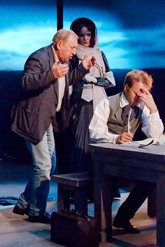 Interpretacyjne wskazówki reżysera są niezbędne (fot. Mirosława Łukaszek)