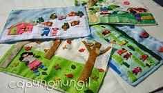 capungmungil camp: My Felt Craft Illustration