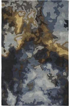 Tides Area Rug: art for your floor. #HDCrugs HomeDecorators.com