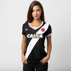 9d12b6b438 Camisa Feminina Umbro Vasco I 14 15 s nº - Gigante da Colina