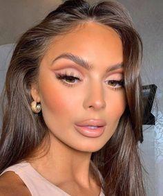 Dope Makeup, Fancy Makeup, Formal Makeup, Glam Makeup Look, Makeup Eye Looks, Creative Makeup Looks, Gorgeous Makeup, Pretty Makeup, Skin Makeup