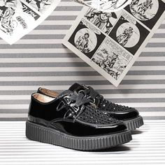 Florens Shoes #Creepers