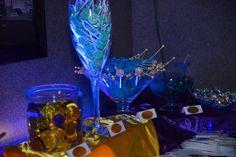 Sweet 16 Candy Bar Egyptian Themed