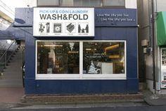 「WASH&FOLD 代々木店」の画像検索結果
