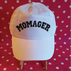 Momager Baseball Hat. Mom To Be. New Mom Gift. Momlife. Momager Hat. Mom  Baseball Cap. Maternity Gift. Pregnancy Gift. Baby Shower Gift. 750ae9800a5e