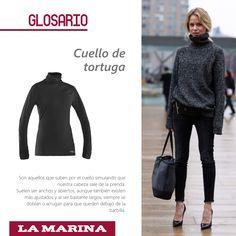 Cuello de tortuga #Glosario #Fashion