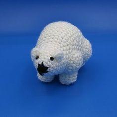 Mini 3d Polar Bear Red scarf Hand Beaded | Etsy Bead Animals, Order Photos, Red Scarves, Polar Bear, Dinosaur Stuffed Animal, Etsy Seller, Tapestry, 3d, Mini
