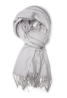Fringed Knit Scarf - Womens accessories, jewellery and bags | shop online | Forever 21 - 1000100224 - Forever 21 EU