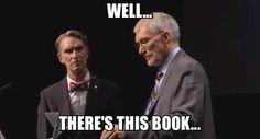 Creation debate between Ken Ham and Bill Nye (February 4,2014) I love Ken Ham's response!!!!