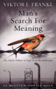 Man's Search for Meaning by Viktor Frankl. The classic tribute to hope from the Holocaust. Viktor Frankl, This Is A Book, Up Book, Book Nerd, Reading Lists, Book Lists, Reading Habits, Reading Strategies, Man's Search For Meaning