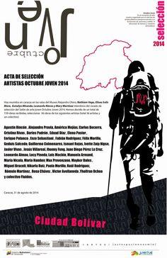 我们很高兴地邀请星期六10月25日上午10时一位年轻lA的2014年10月开口耶稣索托玻利瓦尔城博物馆