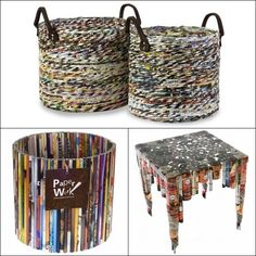 Lovely Recycled Home Decor Ideas 10