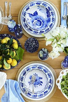 The one time your food might not speak for itself…because your table setting will. — via @PureWow