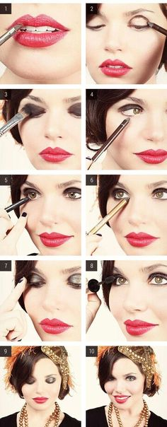 20's except the lips people. the 20's had thin lips.