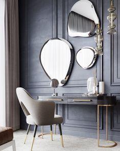 Ideas Bedroom Interior Design Bohemian Living Rooms For 2019 Luxury Home Decor, Luxury Interior, Decor Interior Design, Bohemian Interior, Modern Interior, Interior Architecture, Luxury Apartments, Luxury Homes, Trendy Home