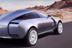 Bugatti Grand Colombier by Ondrej Jirec. Hypercars  (6)