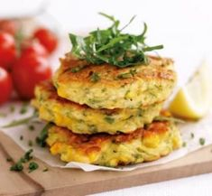 Authentic 1 classic recipe + 9 variations: Fritters, ,