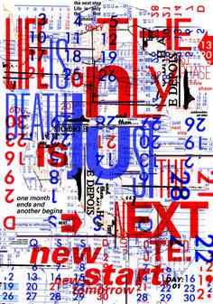mostarda em po - typo/graphic posters