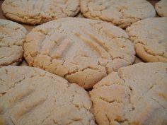 World's Best Peanut Butter Cookies