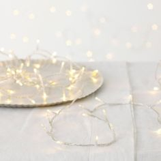Extra Long Fairy Lights from The White Company