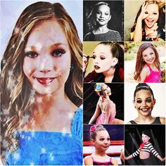 my new maddie ziegler collage!!! what you thinking?:) by: dance moms fan page p.s. if you want i do for you collage, comment in my collage/picture and say what collage you want, i can make for you that!! :))