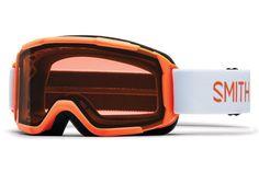 Smith - Daredevil Neon Orange Burgers Goggles, RC36 Lenses