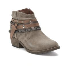 d90fa177ade NWT Women s SO Redbud Ankle Boots Shoes Choose Size Stone  fashion   clothing  shoes