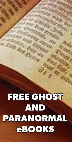 Our collection of eBooks about ghosts, demons, books on mythologies and more. All are free to read and some are VERY interesting in their take on paranormal subjects Unclean Spirits, Ghost Stories, Classic Books, Paranormal, Demons, Ghosts, Free Books, Mythology, Ebooks