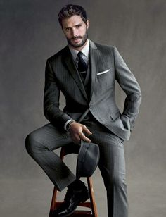 Jamie Dornan, Corporate Portrait, Business Portrait, Corporate Headshots, Male Models Poses, Male Poses, Guy Models, Sharp Dressed Man, Well Dressed