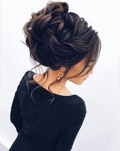 Beautiful updo hairstyles, upstyles, elegant updo ,chignon ,bridal updo hairstyles ,swept back hairstyles,wedding hairstyle #weddinghairstyles