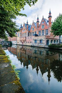 Brujas,Bélgica .