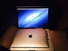 Leaked Photos of Rumored 12-Inch MacBook Air Lid and Display