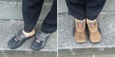 Eläimellistä menoa kengissä | Jalkineliike Stella Oy #think