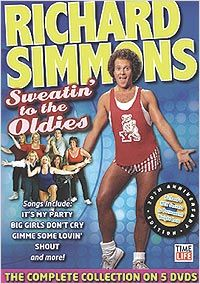richard simmons 1980s. sweatin\u0027 to the oldies with richard simmons\u2014where i first realized that exercise can simmons 1980s v