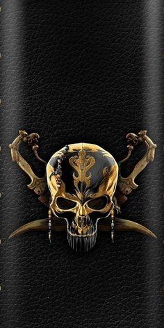 Phone Wallpaper Design, Skull Wallpaper, Graphic Wallpaper, Apple Wallpaper Iphone, Cellphone Wallpaper, Wallpaper Backgrounds, Wallpapers, Dark Fantasy Art, Dark Art